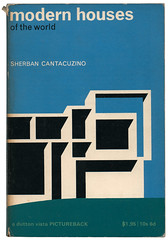 modern houses (maraid) Tags: building architecture book paperback bookcover modernhousesoftheworld sherbancantacuzino