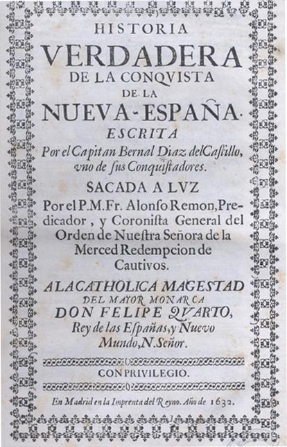 Díaz del Castillo