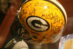 Signed (chubb0rz) Tags: stadium packers greenbay