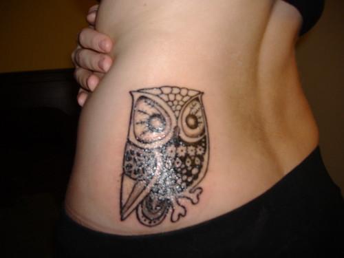 2007_0525fransan0026 · 2007_0525fransan0024 · Owl Tattoo; ? Oldest photo