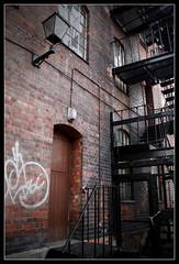 Industrial Riverside Back Entrance