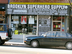Brooklyn Superhero Supply - Storefront - 3 (Josh Clark) Tags: nyc brooklyn design hardware store funny parkslope superhero