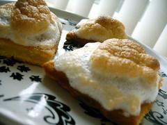 dondurmali kek / IJsbergjes van sinaasappelcake