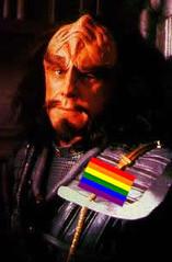 Gay Klingon