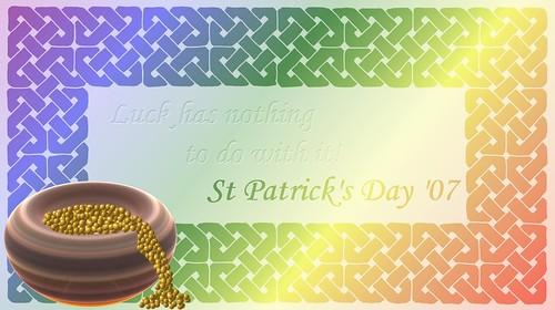 Saint Patrick's Day 2007