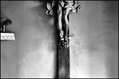 HalFaith...! (Manolo) Tags: bw church god faith religion jesus chiesa trust inri cristo religione ges