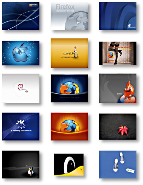 Linux Wallpaper Pack