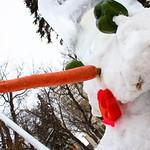 Kids snowman - Bonhomme de neige d'enfants thumbnail
