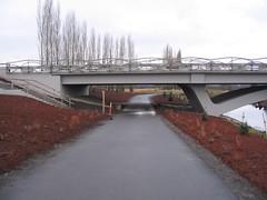 The new bridge at 116th