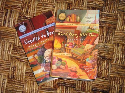 MAggie Sefton books