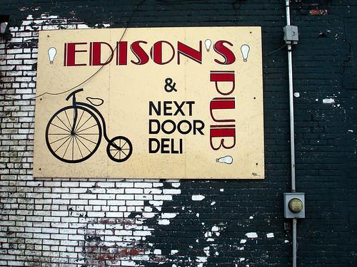 Edison's Pub & Next Door Deli | Flickr - Photo Sharing!