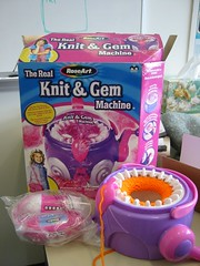 The Real Knit And Gem Machine