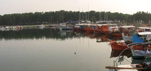 Port Lagos, Greece