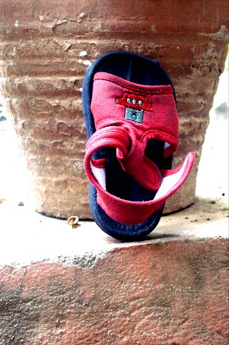 india shoe kid slipper sandal