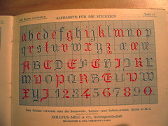 152_5265 (romibello.de) Tags: grid stitch type stick specimen raster stickerei schriftmuster alphabete