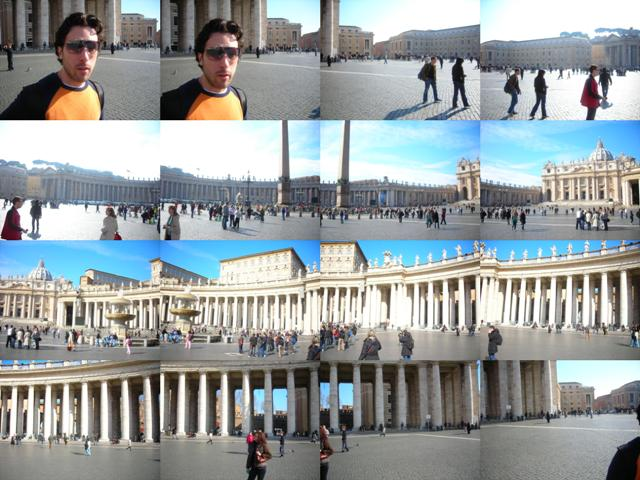 St. Peter's Square 16x