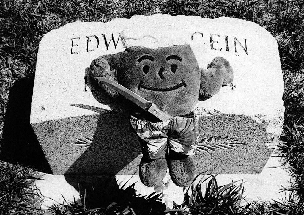 Ed Gein & Kool-Aid Man