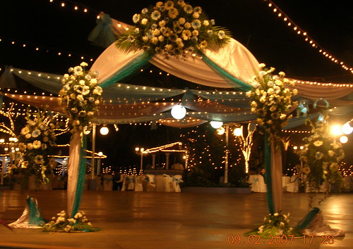 Wedding music theme decoration