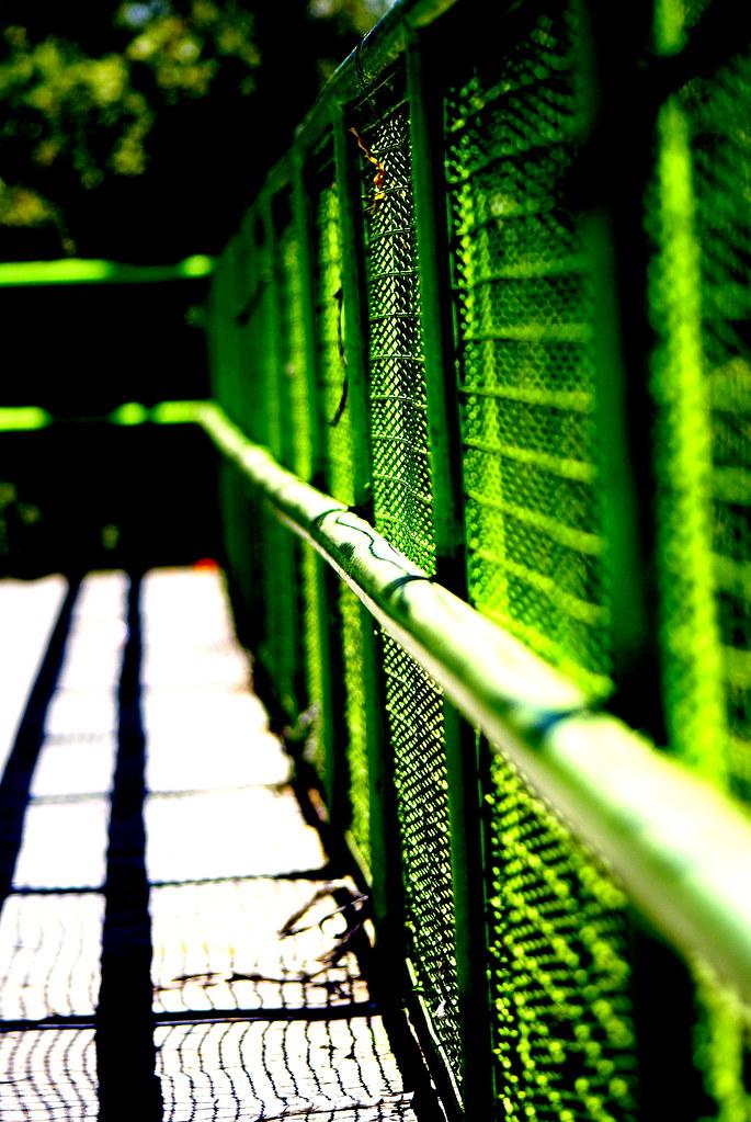 handrail..