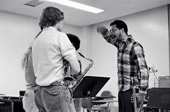 Woody Shaw workshop (Tom Marcello) Tags: photography trumpet jazz jazzmusic jazzmusicians livejazz woodyshaw jazzplayers jazzworkshop jazzphotos jazzphotography jazzphotographs tommarcello