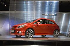 Opel/Vauxhall Corsa OPC (gmeurope) Tags: gm opel corsa generalmotors opc gmeurope