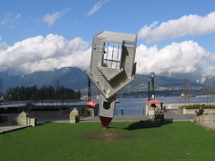 upside down house (working man's hero) Tags: house coalharbour