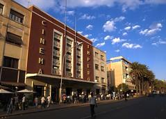 Cinema Impero, Asmara, Eritrea (Eric Lafforgue) Tags: imerio cinema italia eritrea erythree lafforgue hasselblad harnet h3d39 h3d erythre hornofafrica africa ericlafforgue wwwericlafforguecom   africaorientalei