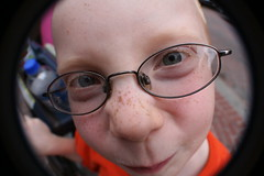 D Fisheye (dennisgg2002) Tags: kids children glasses faces closeups impressedbeauty ibybsniff2