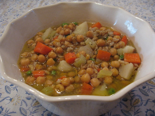 Chickpea Winter Stew 2