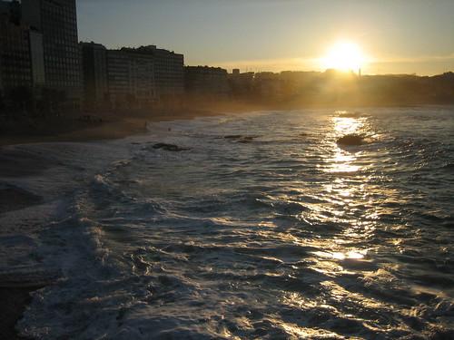 Últimos rayos de sol