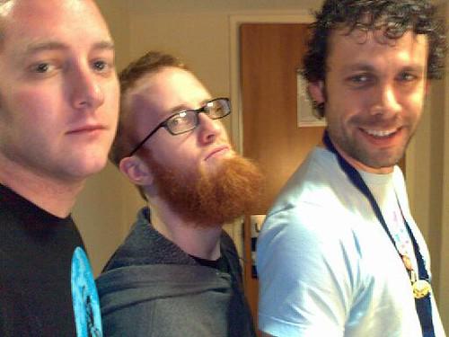 Chip, Rob, and Dan
