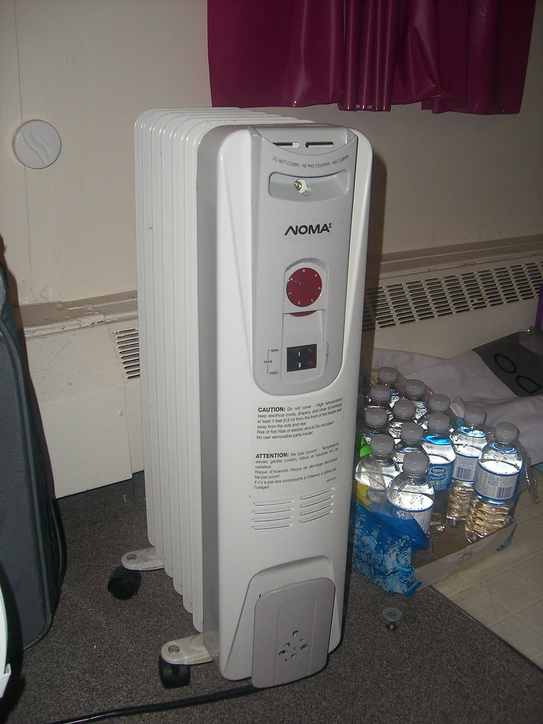 Large Noma Oil-filled Heater - $ 30