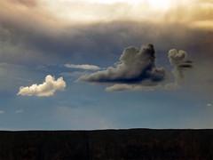 Swan (gva_pix) Tags: blue sky cloud colors clouds landscape swan nuvola grandcanyon himmel wolke paisaje paisagem cu ciel cielo nuage nuages nuvem paysage nube hemel paesaggio superaplus aplusphoto superbmasterpiece