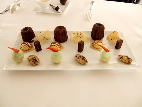 Codeillan Bages (Pauillac, France) - Desserts