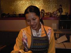 her smile... soooooo cute!!! (..AikiDude..) Tags: norway march stavanger mikado 2007