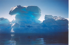 Antarctic Ice Floe (rich66 ~~) Tags: ocean blue cold ice nature water antarctica iceberg continent antarctic icefloe helluva interestingness163 i500 abigfave