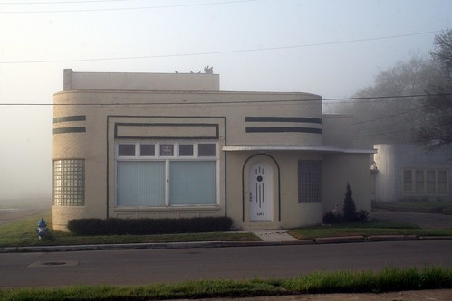 Abandoned Art Deco Filling Station, Brunswick, Georgia | Brunswick Georgia,  Art Deco And Abandoned
