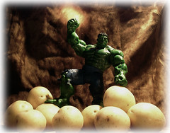"HAPPY HORRORDAY- S.F & FANTASY GENRE GREETING CARDS- ""HAPPY ST. PATRICK'S DAY? HULK MASH PUNY POTATOES !!!"" (zero g) Tags: australia melbourne victoria rob plastic potatoe imagination robjan sciencefiction monsters hulk popculture villains eeek incrediblehulk notrealpeople fantasticplastic thesecretlifeoftoys itsabsurdbutwelikeit toyface naughtytoys plasticfigures scifibuffsunleashed scificatchall madefortheholidays actionfigured weirdbutfunnyphotos actionfiguresinaction lifeinplastic macrotoys toystoystoys weirdbutwonderful toystakeover awesomecommentedwithawesome islandoflosttoys toysaholicanonymous melbourneandbeyond belloshittysartcoreexperience reallyunlimited longtitles anniversarycelebrationcards creativetabletopphotography madscientistsmadscience weirdwalkenergeticallyinrubberdungarees theworldthroughmyeyespost2commentany1pool stuffstuffstuff comicbooktoys flickrholidaycardsyoumade grouchosnongrouppleasedonotjoin australia2007daybydayonephotoaday 6packphotos monstersoftheid peopleormannequinsdollsandmore anythingeverything71018photos881memberscounting ►toys玩具おもちゃ"