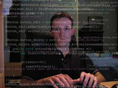 Programming photo