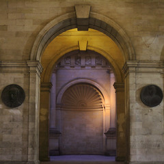 Archways - by macropoulos