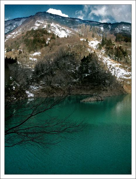 реки гор Татэяма