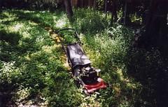 Phantom Lawnmower
