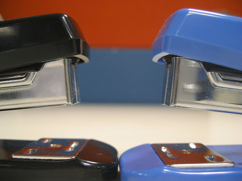 cubicle goodies - stapler