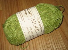 yarn - Garnstudio's Silke-Tweed