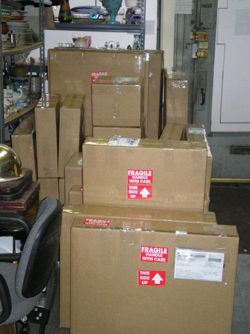 Kensington Boxes