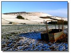 Lundie craigs (dougiegr) Tags: snow landscape scotland countryside angus farm scottish hills craigs crags sidlaws sidlaw lundie