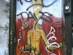 East Village Graffiti