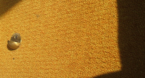 1970s Golden Harvest Carpet