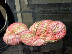 Destash - hand-dyed worsted