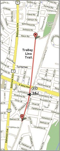 Extended Trolley trail Proposal